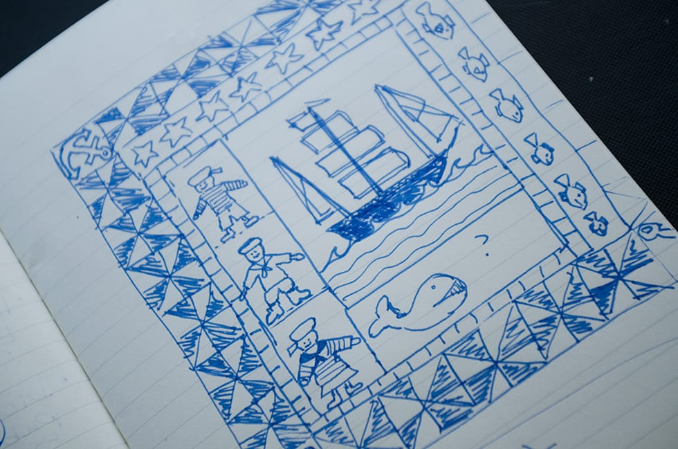 sailboat_quilt_sketch