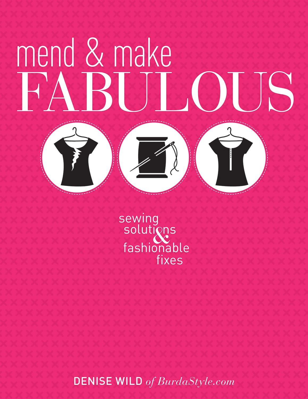 Mend and Make Fabulous - jacket art[4]