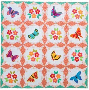butterfly quilt pattern