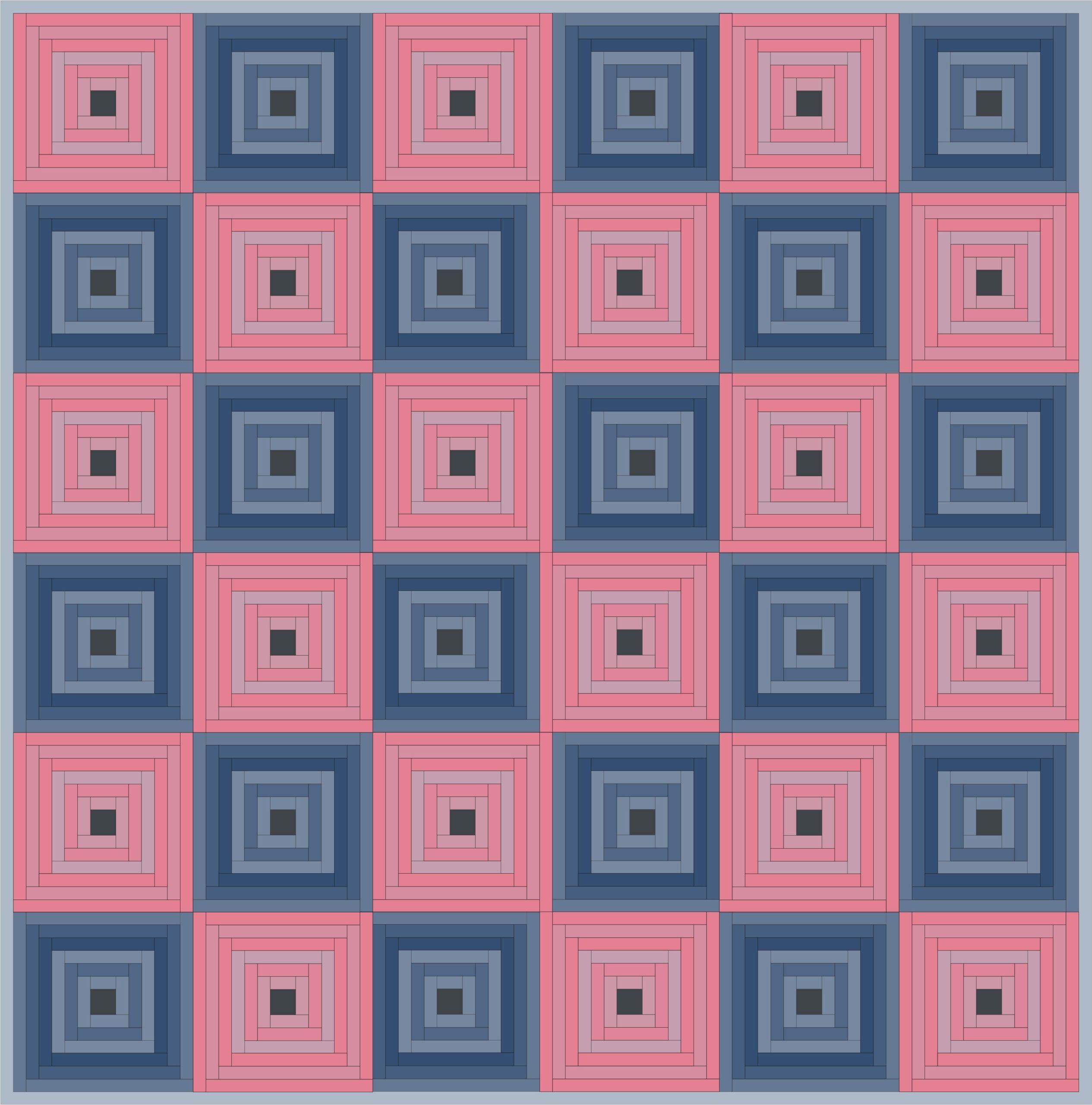 Modern Checkerboard