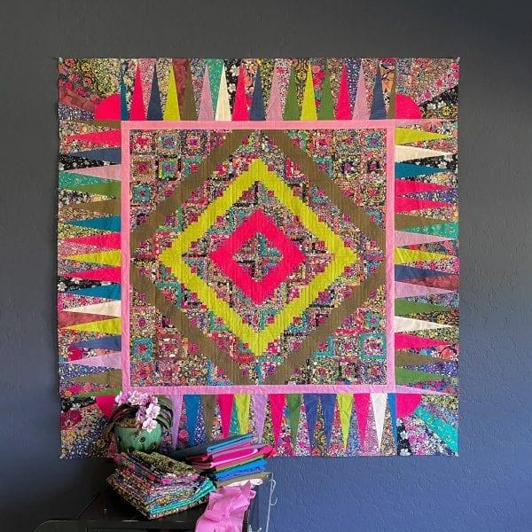 little wild child quilt pattern