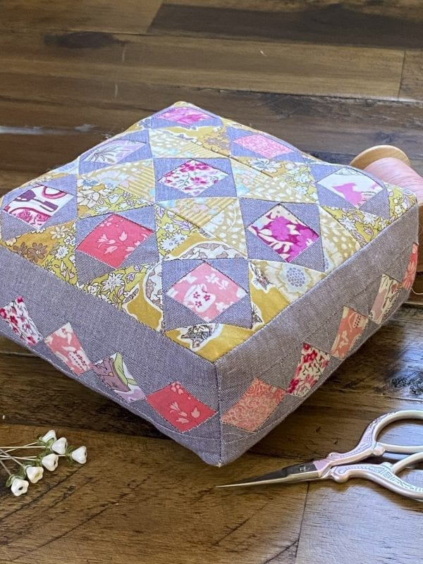 pincushion quilt pattern