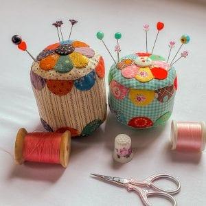 pincushion quilt pattern