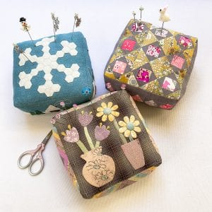 pincushion pattern bundle